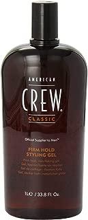 American Crew American Crew Firm Hold Styling Gel, 33.8 Oz, 33.8 Oz