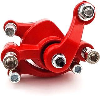 Race-Guy 35mm 120mm Steel Brake Disc Rotor For 2 Stroke 47cc 49cc Gas Electric Scooter Kids Pocket Bike Mini Dirt 4 Wheeler ATV Quad