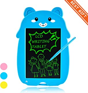 HahaGift Boy Toys for 3 2 Year Old Girl Gift Age 3 4 5 6, LCD Writing Tablet Doodle Board Popular Girls Boys Christmas Birthday Gifts for 6 2 3 Year Old Girl Toys Age 5 4 3 Kids Doodle Drawing Board