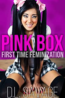 Pink Box: First Time Feminization