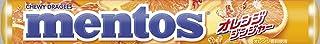 クラシエフーズ メントスオレンジジンジャー 37.5g ×12個