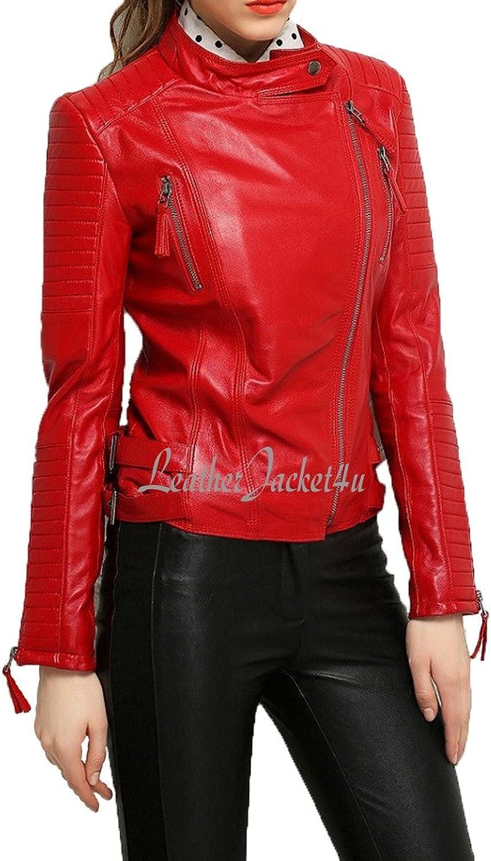 LeatherJacket4u Women Leather Jacket 01