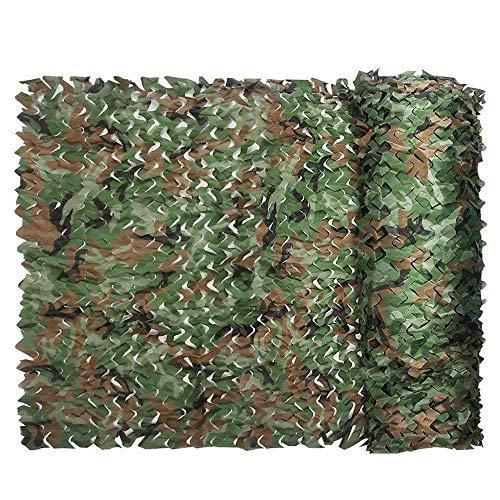 WZHCAMOUFLAGENET Jungle Camouflage Net Camouflage Net Jalousien Sind Ideal Für Sonnenschirm Camping Multi-Size Optional (größe : 2 * 3m)