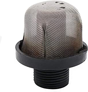 KIPA 288716 Airless Paint Sprayer Replacement Inlet Strainer, 3/4-Inch Thread, Fits for Magnum X5 LTS15 X7 LTS17 ProX7 ProX17 ProX9 ProX19 ProX17 ProLTS 170 ProX19 ProLTS 190 Airless Sprayer Painter