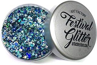 Art Factory Festival Glitter - Frost (50 ml / 1 fl oz), cosmetische glittergel
