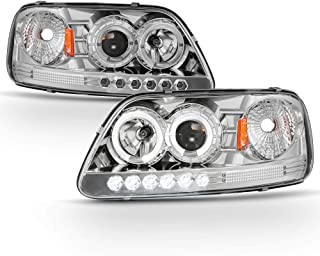 Best 1997 ford f250 halo headlights Reviews