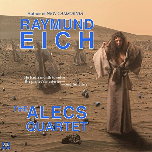 The ALECS Quartet audiobook cover art