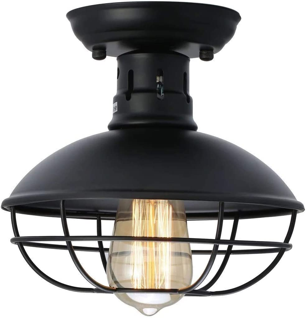 JJZXD Ceiling Light Fixture Mount Lamp OFFicial mail Cheap super special price order f