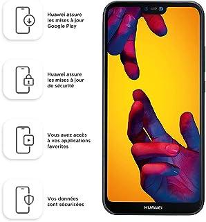 Huawei P20 Lite 64 GB/4 GB Dual SIM Smartphone - Midnight