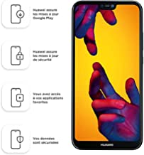 "Huawei P20 Lite 64GB Midnight Black, Dual Sim, 5.84"" inch, 4GB Ram, (GSM Only, No CDMA) Unlocked International Model, No W..."