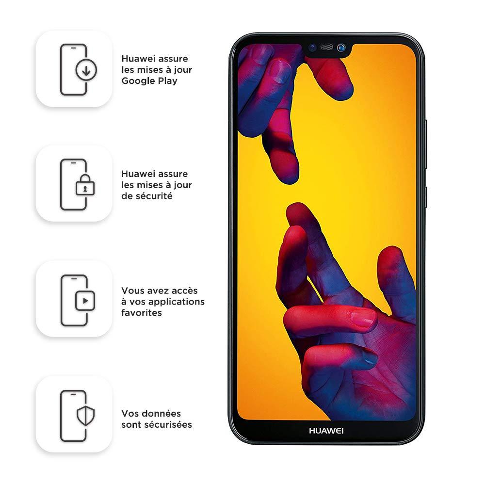 Huawei P20 Lite 64 GB/4 GB Dual SIM Smartphone: Huawei: Amazon.es ...
