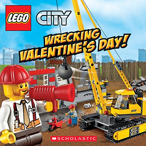 Wrecking Valentine's Day! (LEGO City:...
