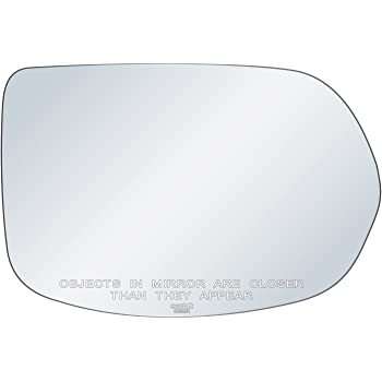 Hightecpl 715RS Right Driver Side Convex Door Wing Mirror Glass