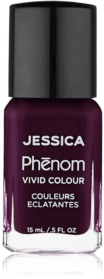 難しい湿度オプションJessica Phenom Nail Lacquer - Exquisite - 15ml / 0.5oz