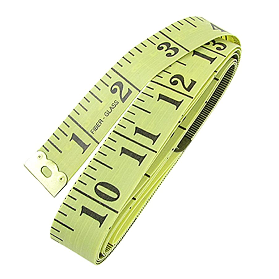 Uxcell Tailor Seamstress Tape Measure Cloth Ruler, 60