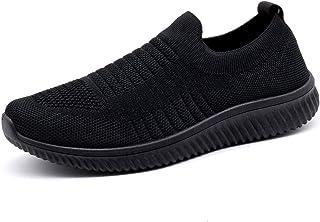 HKR Donna Sneakers Infilare Comode Walking Running Scarpe