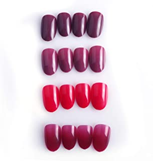 Best red tip nails for christmas Reviews