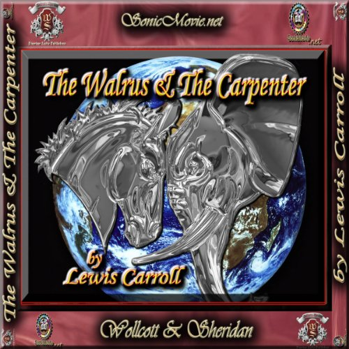 The Walrus & the Carpenter audiobook cover art