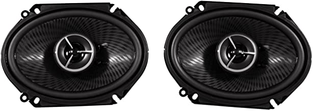 Kenwood Excelon KFC-X683C 6 x 8 Inch 2 Way Pair Of Car Speakers Totalling 360 Watts Peak / 120 Watts RMS