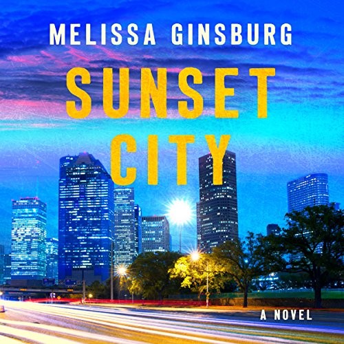 Sunset City audiobook cover art
