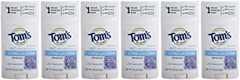 6-Pack Tom's of Maine Natural Deodorant Stick (2.25-Oz.)