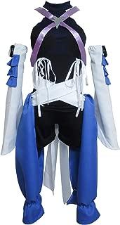 Xiao Wu Dancing Waters Forming Bonds Keyblade Master Aqua Outfit Cosplay Costume