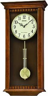 SEIKO Wall Clock with Pendulum and Chime