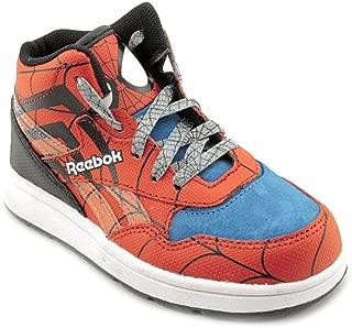 Reverse Jam Mid X Marvel Spider Man (Red) Toddler Shoes J95539