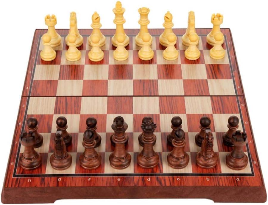 YHYH Chess Magnetic Ranking TOP4 San Diego Mall Set Children Porta Plastic Adult