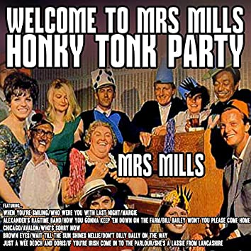 Welcome to Mrs. Mills Honky Tonk Party