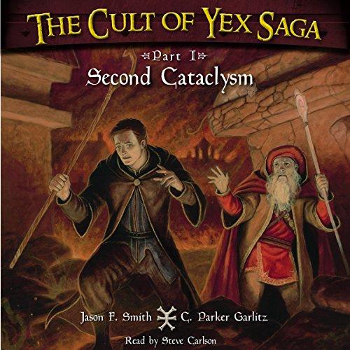 The Cult of Yex Saga audiobook cover art