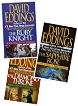 The Elenium Trilogy (The Diamond Throne, The Ruby Knight, The Sapphire Rose)