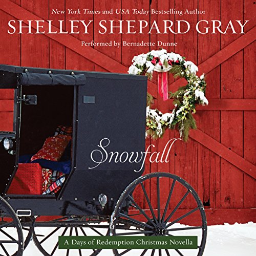 Snowfall audiobook cover art