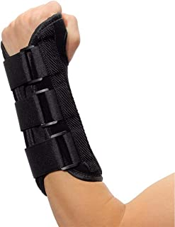 Neoprene Breathable Carpal Tunnel Hand and Wrist Brace Support Strap for Sprains Arthritis Tendinitis Therapy Lifting Sports-Single