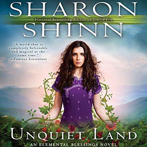 Unquiet Land audiobook cover art