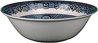 Johnson Brothers Willow Blue Dinnerware A1400501061 Soup/Cereal Bowl, 6