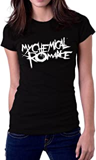 My Chemical Romance MCR Band Logo Women's T-Shirt