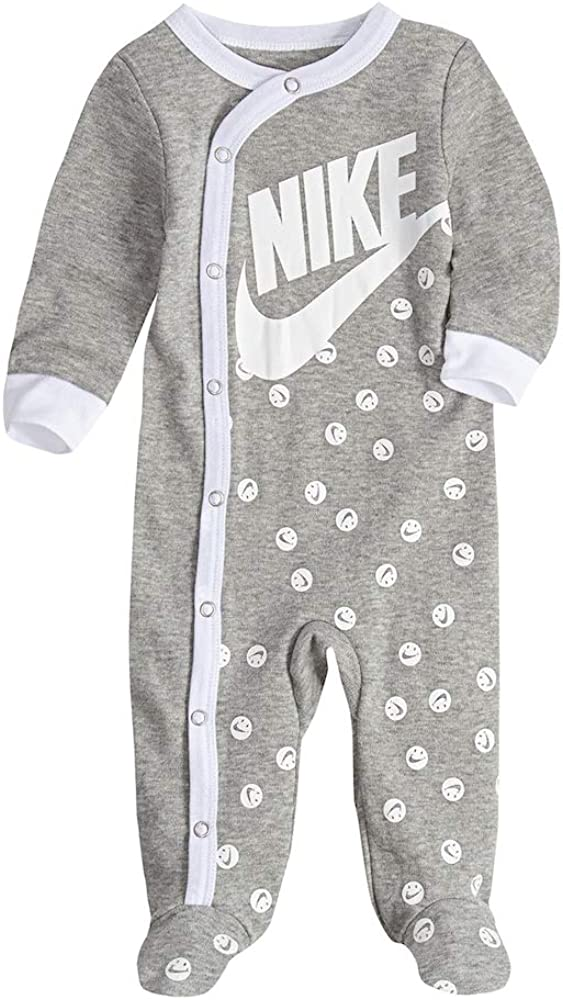San Francisco Mall Nike Infant quality assurance Toddler Coverall Footed Printed