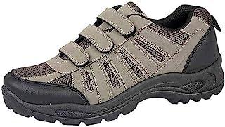Amazon.co.uk: velcro walking shoes