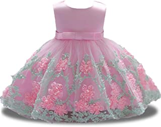 3864c54831e Amazon.com  3-6 mo. - Special Occasion   Dresses  Clothing