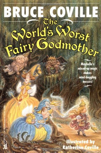 The WORLD'S WORST FAIRY GODMOTHER  (PAPERBACK)
