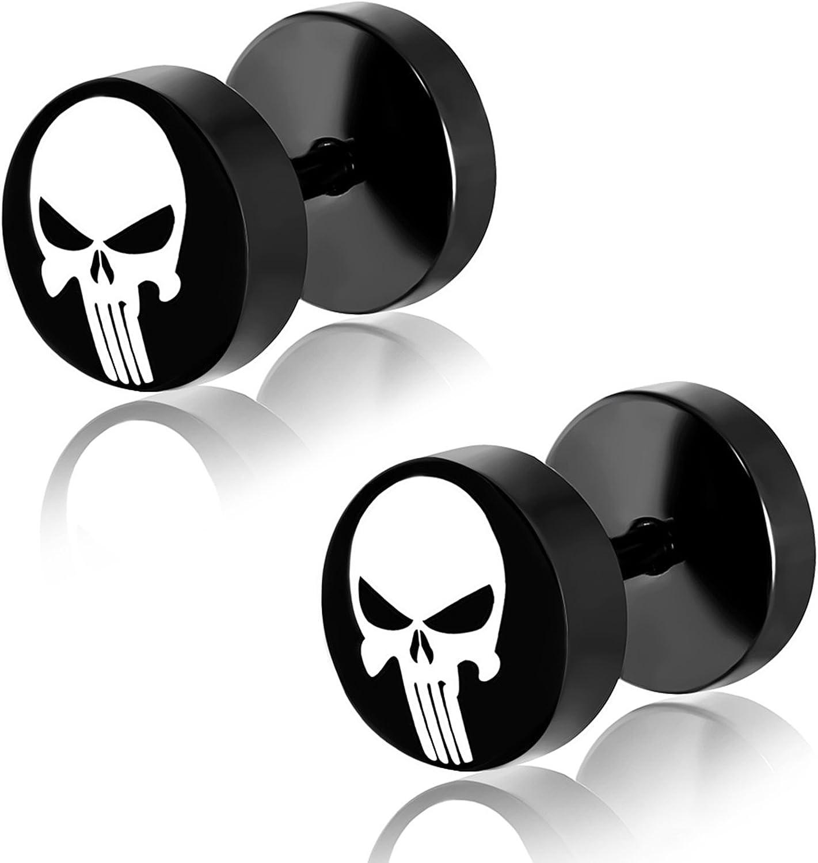 Comfort Dedication Zone Nashville-Davidson Mall Studios Black Stainless Steel Sku Punisher Two-Tone