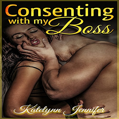 Consenting with my Boss audiobook cover art