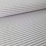 Schickliesel Jersey Stoff Meterware Broken Stripes