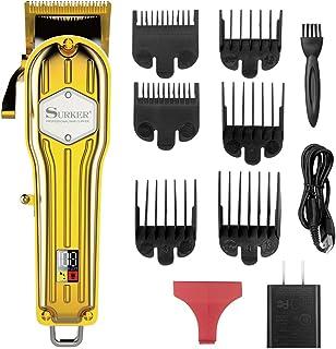 SURKER Hair Clippers for Men Trimmer for Men Hair Trimmer Beard Trimmer Barber Hair Cut..