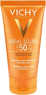 Vichy Ideal Soleil Mattifying Face Fluid Dry Touch SPF 50 - 50 ml