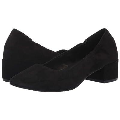 Eileen Fisher Winn (Black Suede) High Heels