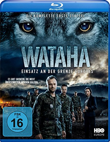 WATAHA - Einsatz an der Grenze Europas - Staffel 1/Episode 1-6 [Blu-ray]