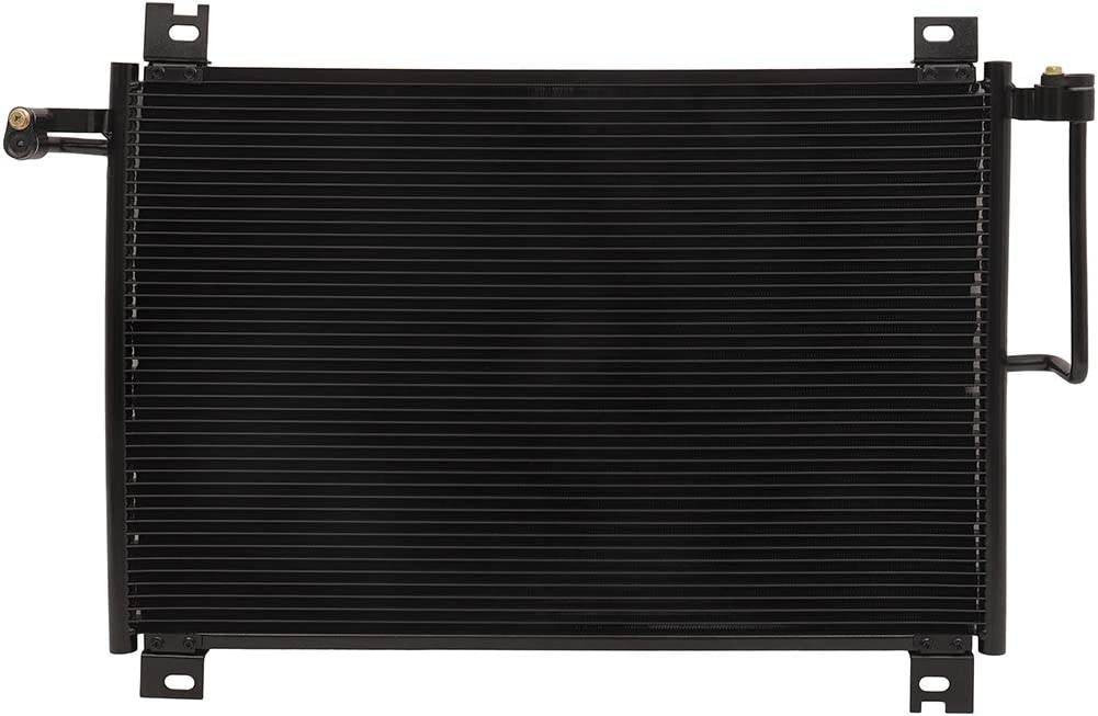 ANPART Complete Weekly update Condenser fit Columbus Mall for Buick Rainier 2004-2007 A