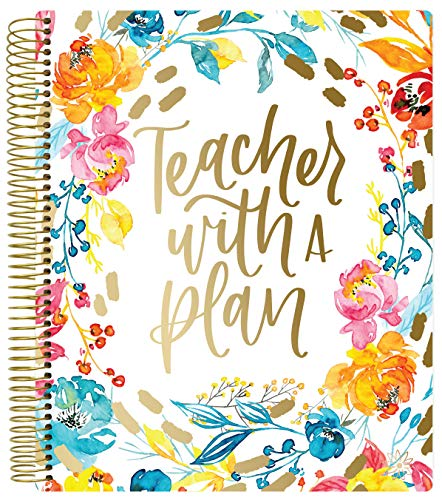 Academic Year Teacher Planner